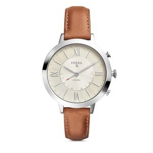 Fossil Hybrid Smartwatch Jaqueline Luggage Leather